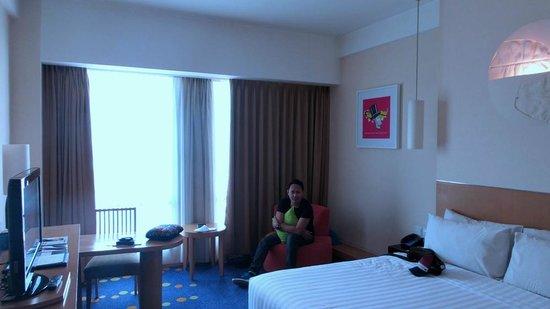 Novotel Bandung : premiere room