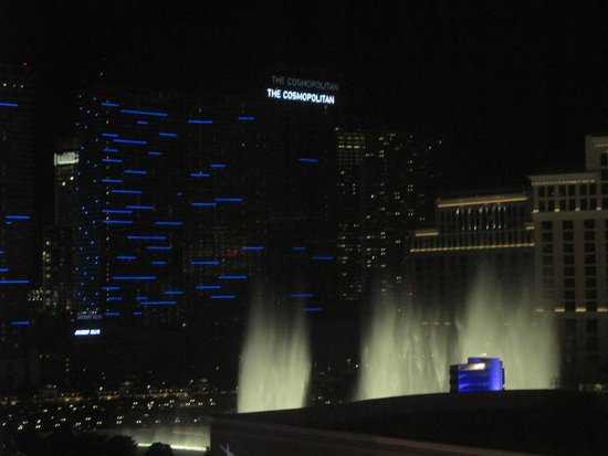 Flamingo Las Vegas Hotel & Casino: Great view from our room!