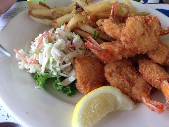 Pier Market Seafood Restaurant: Fried Shrimp