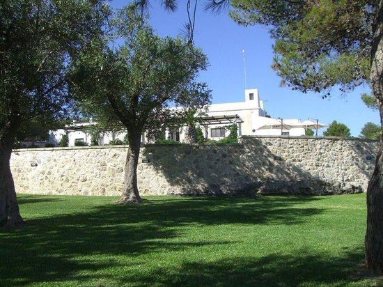 Masseria Panareo: Vom Pool zum Haupthaus