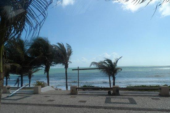Esmeralda Praia Hotel: Linda Vista!