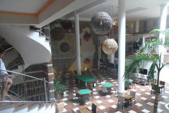 Esmeralda Praia Hotel: Ótimas instalações