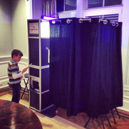 Bergenfield, Nueva Jersey: Photo booth