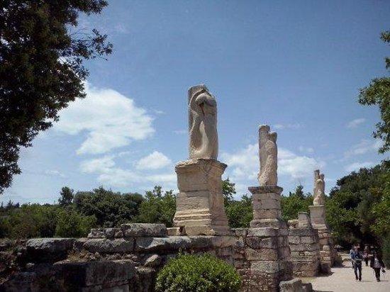 Ancient Agora of Athens: Lugar belo