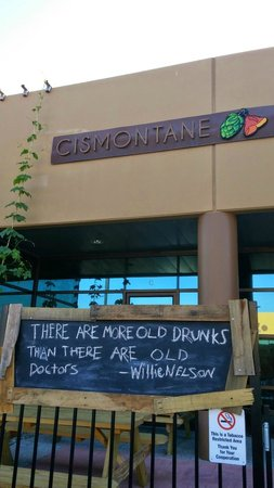 Cismontane Brewing Co.