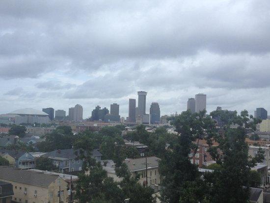 Hotel Indigo New Orleans Garden District: View 8th floor corner unit
