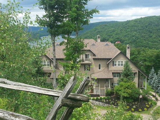 Cap Tremblant Mountain Resort : Condo