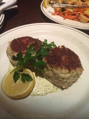 Truluck's: Two orders of crabcakes - all crab!