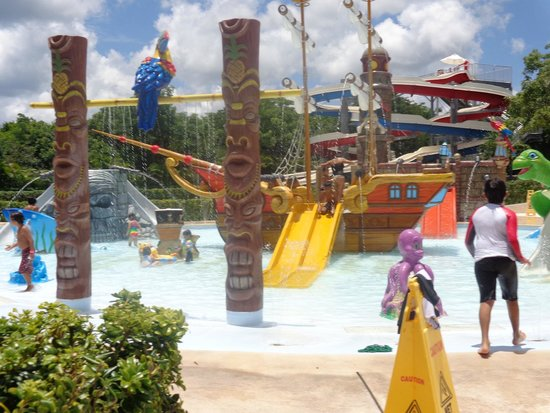 Playa Mia Grand Beach & Water Park: Parque aquático infantil