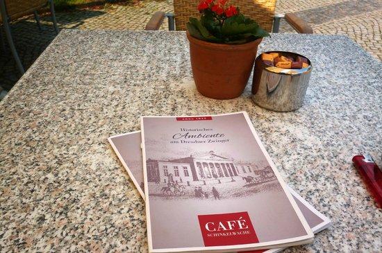Cafe Schinkelwache: Cafе Schinkelwache