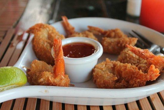 Tippy's: Coconut Shrimp