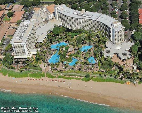 Westin Maui Resort And Spa Villas