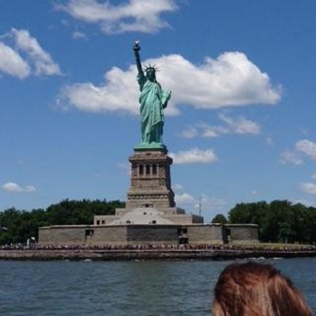 Spirit of New York : The Statue