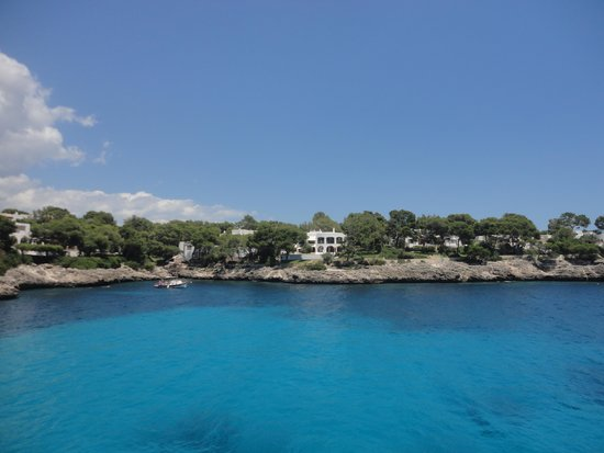 Barcelo Ponent Playa: out on the boat
