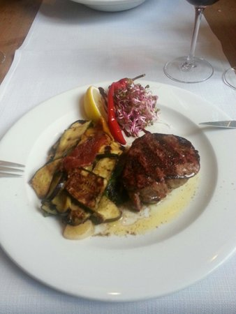 Pimiento Argentino Grill - Old Town : Stek