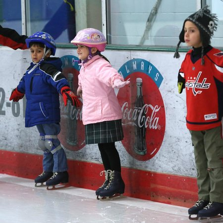 The Gardens Ice House: Learn to Skate