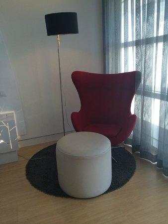 Ayre Hotel Oviedo: habitacion
