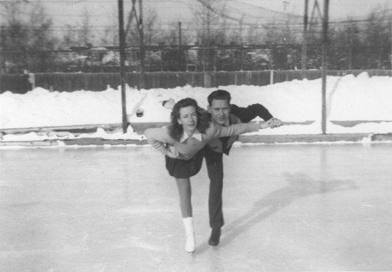 Highland Ice Arena: Jim & Dorothy Stephens, owners