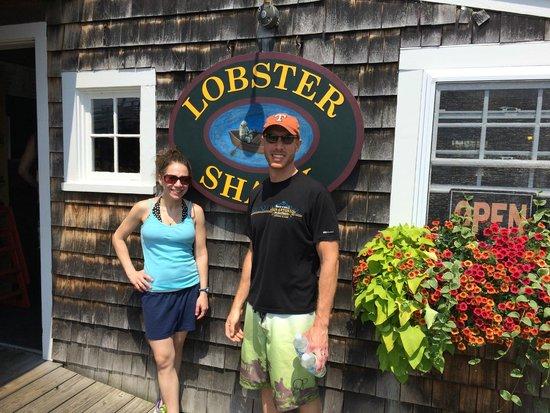 Lobster Shack: Outside