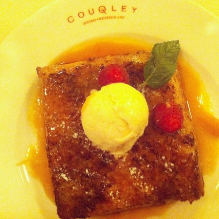 Couqley: The best pain perdu in town!