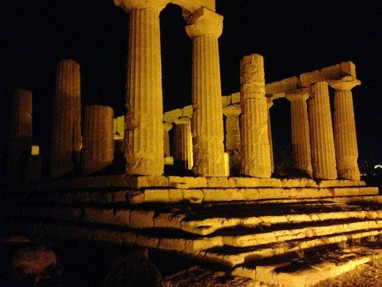 Valley of the Temples (Valle dei Templi): tempio