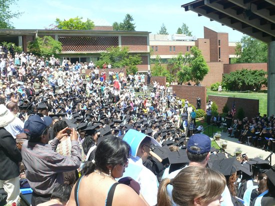Mt Holyoke Graduation Picture Of Mount Holyoke College South
