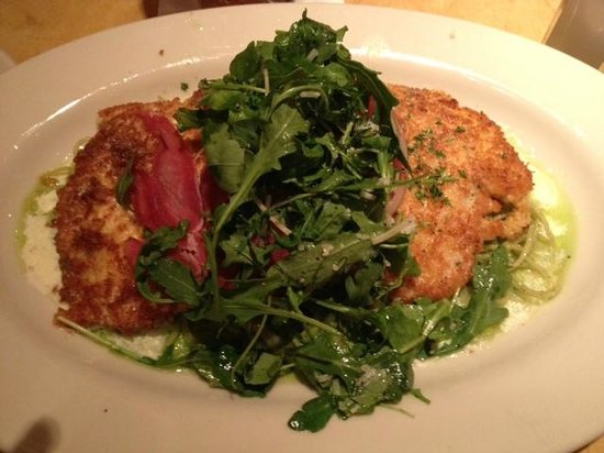 The Cheesecake Factory: Chicken Bellagio