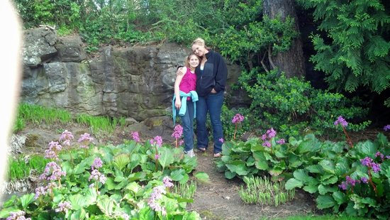 Manito Park: father's day