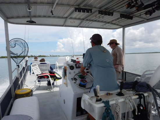 Good Time Charters and Tours : Captain Mike Rocks!