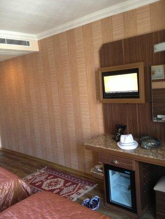 Ephesus Hotel: room