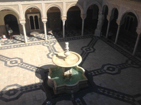 Casa de Pilatos: Pátio central
