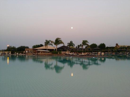 ClubHotel Riu Tikida Palmeraie : vistas desde la piscina