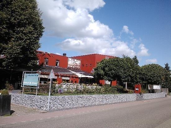 Boutique Hotel Sterrenberg: buitengevel