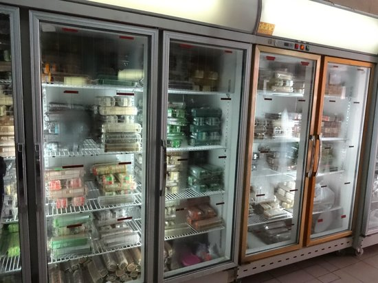 Riverside Food & Drink Hawker Stalls: kek lapis