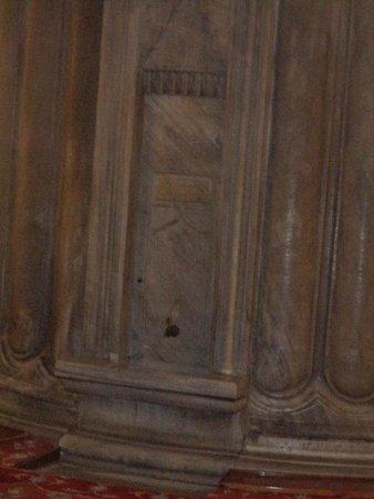 Mezquita Azul: Inside view
