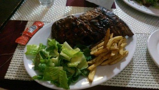 Blake's Restaurant : Friday Rib special