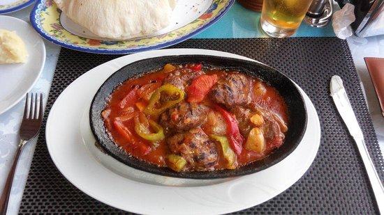 Suzannes Restaurant: Ottoman cuisine