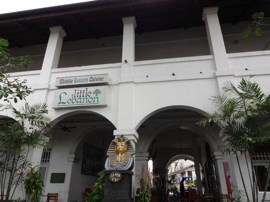 Riverside Food & Drink Hawker Stalls: Restaurants