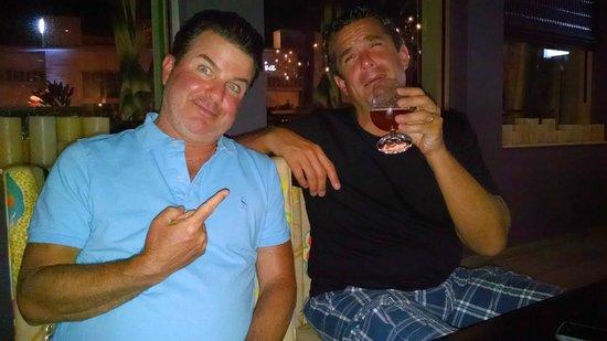 Kimpton Surfcomber Hotel: Bar Shenanigans!
