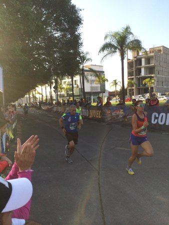 Parque Metropolitano: Maratón 5K de Bimbo 2014.