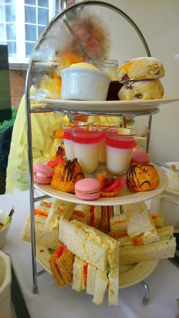 Best Western Grosvenor Hotel: Afternoon Tea