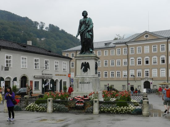 Radius Tours : Mozart - Salzburg