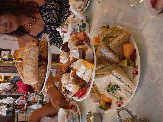 White Linen Tea House 28 Images Comfortably Hip Visit