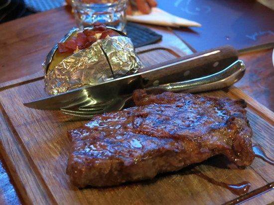 Kuppa : tenderloin steak