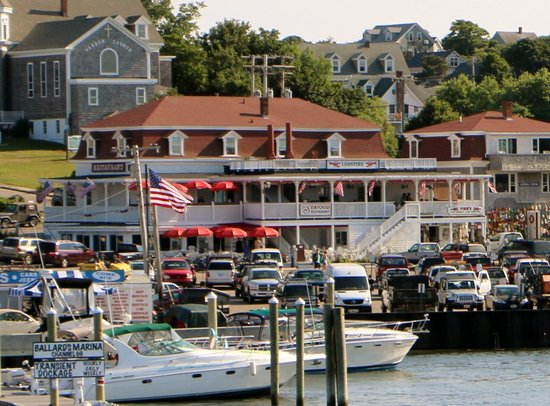Finn's Seafood Restaurant : Finn's Seafood, Block Island, RI