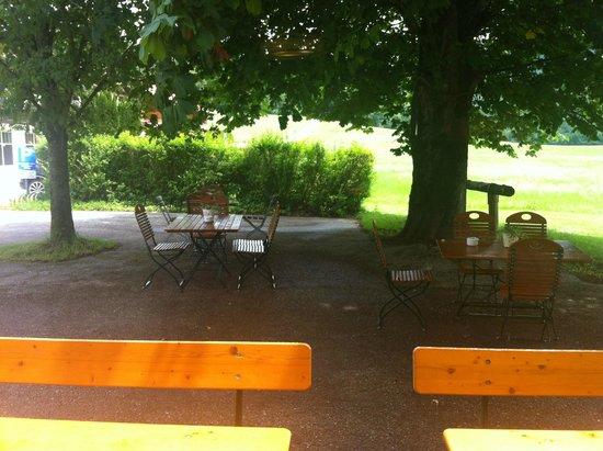 Gasthaus Kienberg : Garten
