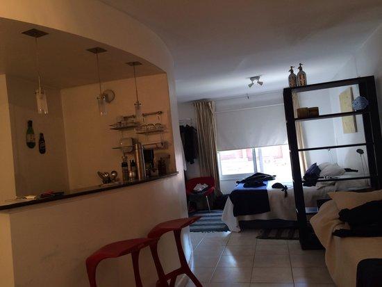 Modigliani Art & Design Suites Mendoza: Lindo lugar