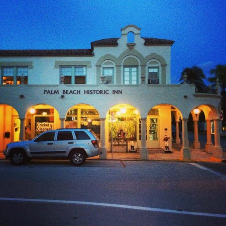 Palm Beach Historic Inn Picture Of Tripadvisor