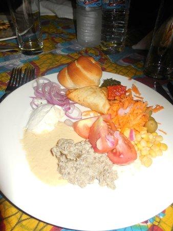DoubleTree by Hilton Resort Zanzibar - Nungwi: Buffet Meals