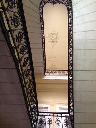 Brody House: Central Staircase